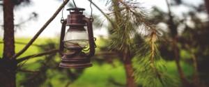 מנורה מלבני